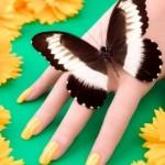Необходимые витамины для здоровья ногтей.