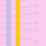 Схема дизайна рисунка ностей с иголкой.