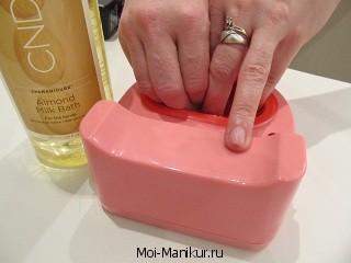 Ванночки для рук и ногтей.