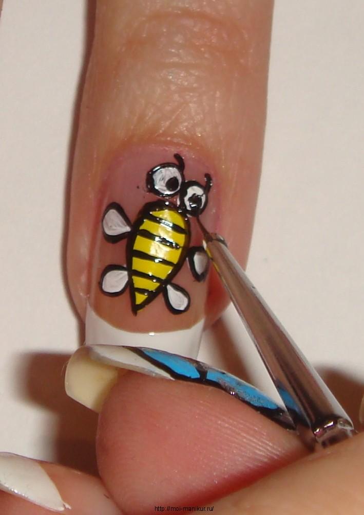 Модный дизайн ногтей весна 2012