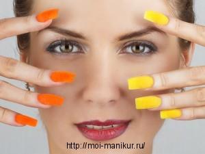 Бархат на ногтях: техника нанесения и специальные материалы.