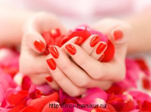 Средства лечения ногтей в домашних условиях.