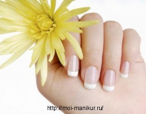 Процедура обертывания ногтей - как и зачем?