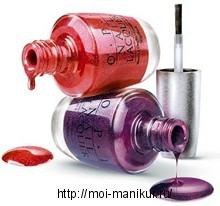 Коллекция лаков для ногтей OPI