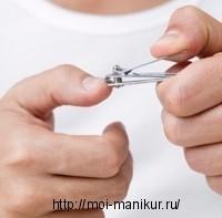Как правильно стричь ногти на руках?
