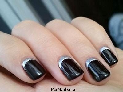 Чёрный цвет.