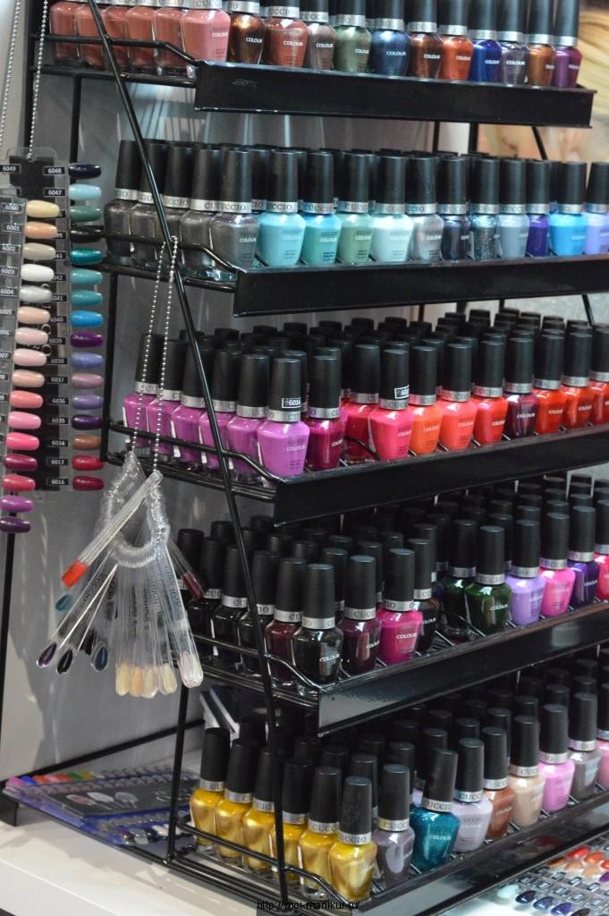 Набор лаков Cuccio Colour