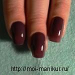 Делаем покрытие ногтей гель-лаком
