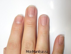 Ногти до японского маникюра