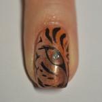 глаз тигра - шаг 4