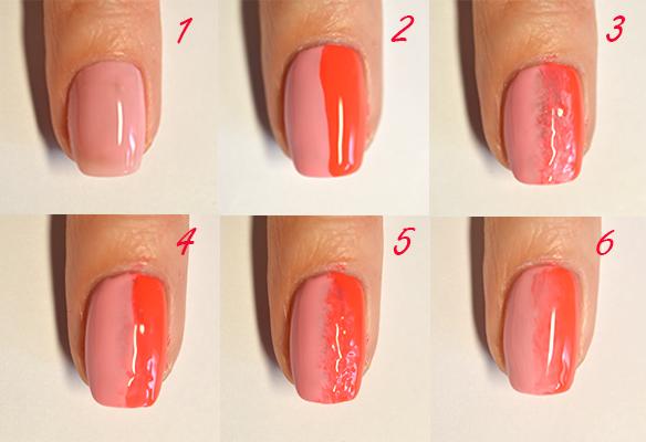 мк дизайн ногтей гелем пошаговая инструкция - фото 4