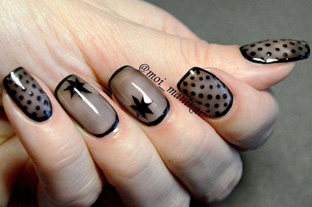 дизайн ногтей фото гель лаком