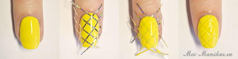 Дизайн ногтей фото одним цветом