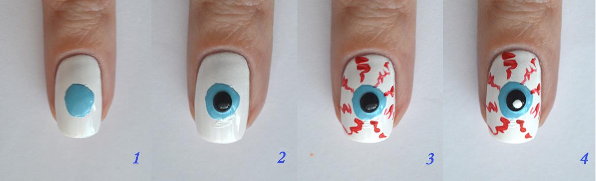 Красивый шеллак маникюр фото дизайна на короткие ногти