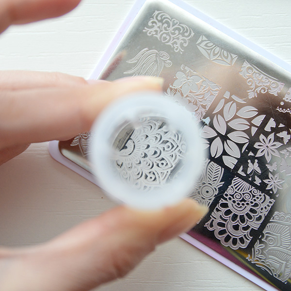 Стемпинг в домашних условиях штамп