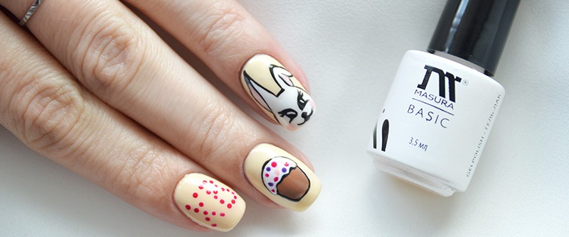 дизайн ногтей на пасху