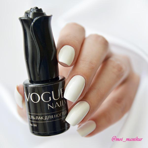 Vogue Nails Снежная Королева
