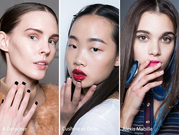 Модный дизайн ногтей осень-зима 2016-2017