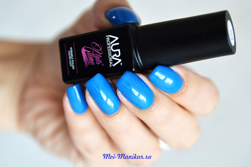 Aura Professional Nails Time номер 141