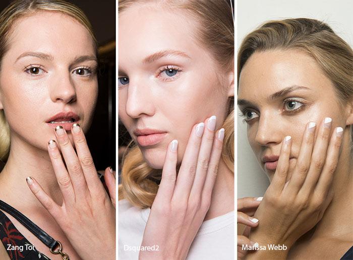 Тенденции маникюра весна-лето 2017: дизайн ногтей