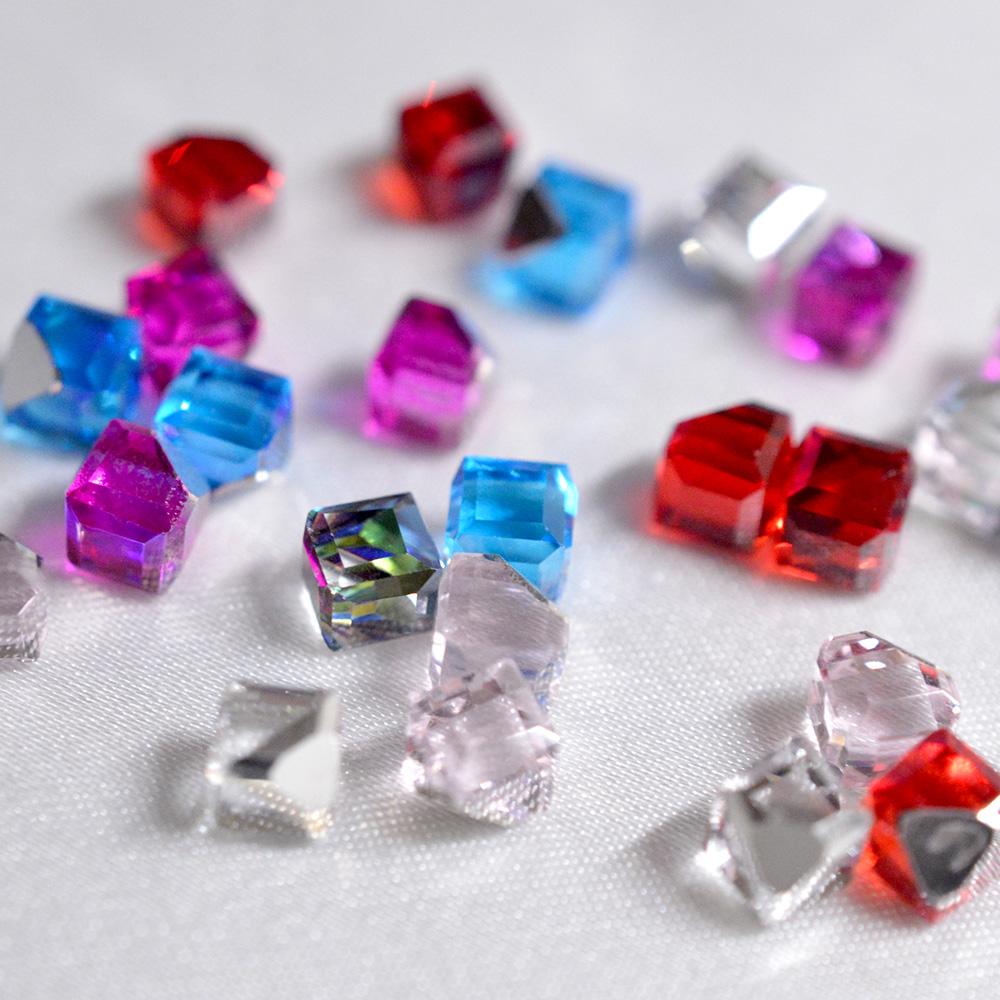 кубы для дизайна ногтей