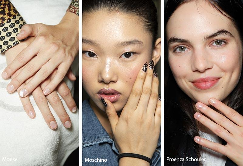 Тренды в дизайне ногтей в сезоне весна-лето 2019