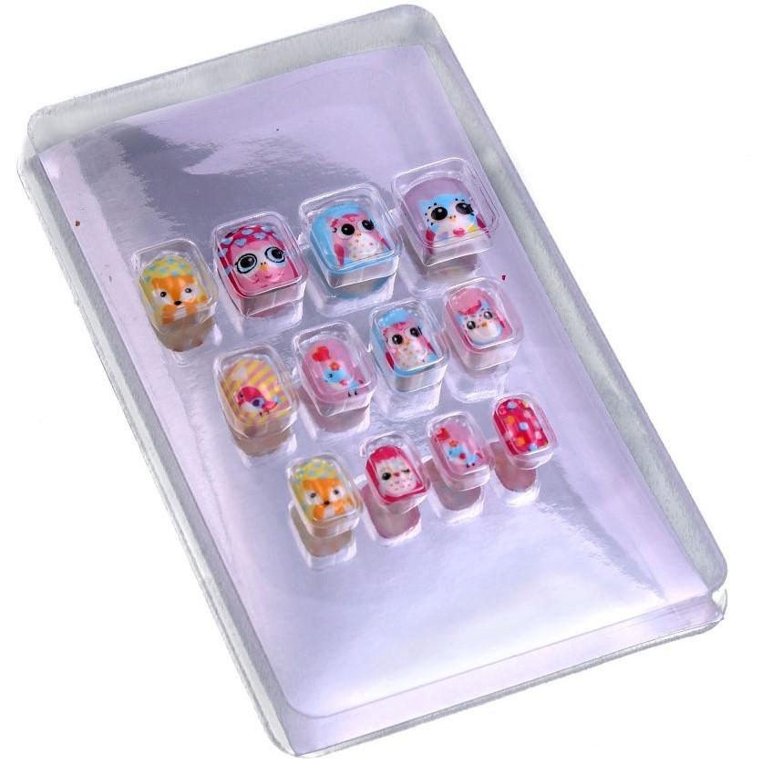 детские накладные ногти